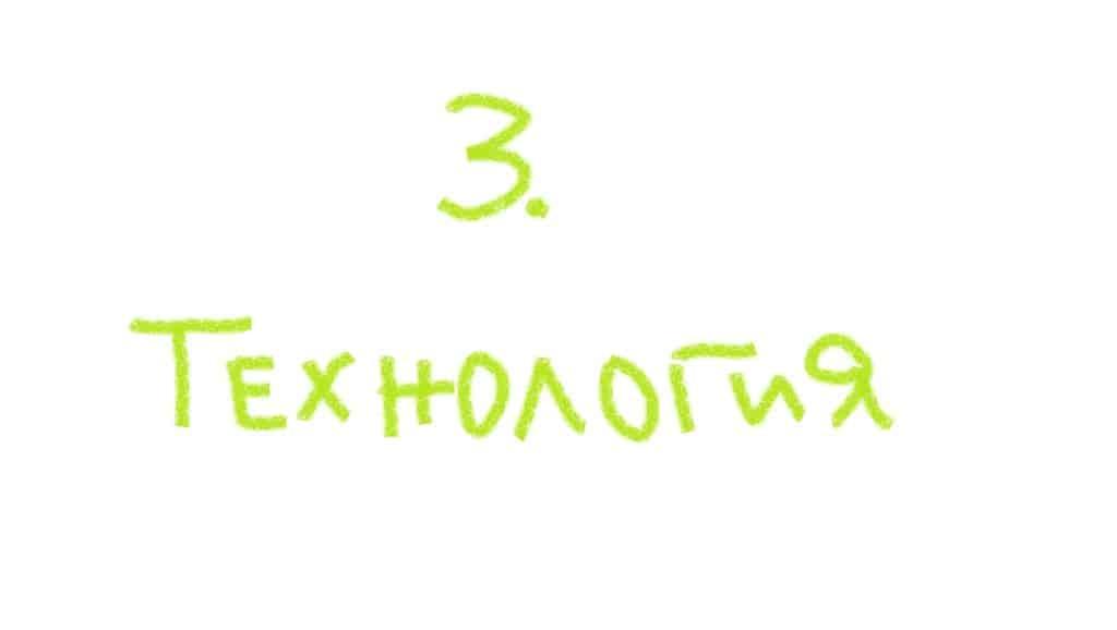 3. технология биткойн