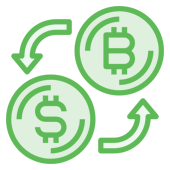 борса за криптовалути лого